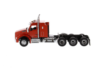 1/50 Scale Kenworth T880 Tridem w/ 40in Sleeper - Speed Orange