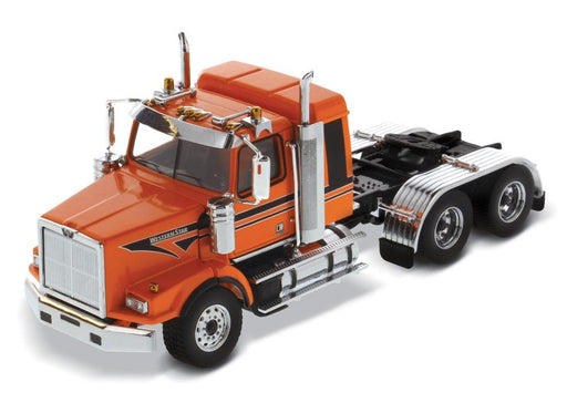 1:50 Western Star 4900SB w/ Sleeper - Orange/Black