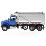 (Pre-order Deposit) 1/50 Scale Kenworth T880S w/ Ox Bodies Dump Body  - Surf Blue