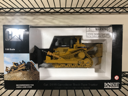 Norscot Cat D11R CD Carrydozer (Old box)