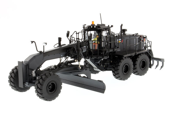 1/50 Scale Cat 18M3 Motor Grader - Onyx Black