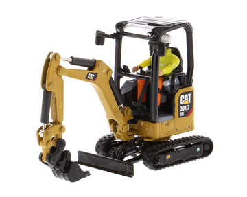 1/50 Scale Cat 301.7 Mini Excavator