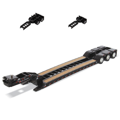 1:50 XL 120 Low-Profile HDG Trailer with 2 Boosters (No Jeep)