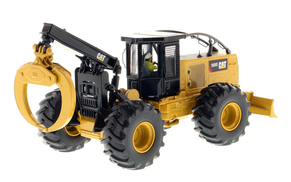 1/50 Scale Cat 555D Log Skidder