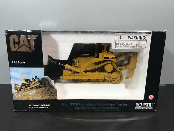 Consignment - Cat D11R Carrydozer