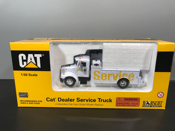 Consignment - Cat Service Truck