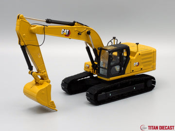 1/50 Scale Cat 330 Next Gen Excavator