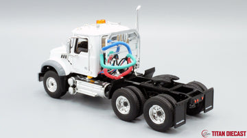 IN STOCK - 1/50 Scale Mack Granite Day Cab - White