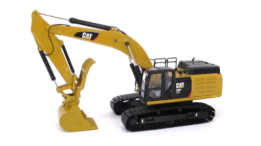 45 Ton Coupler/Thumb/Bucket Set - Cat Yellow