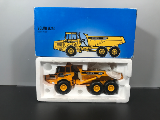Consignment - Volvo A25C Dump Truck