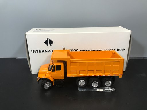 Consignment - International 7000 Dump Truck - Orange
