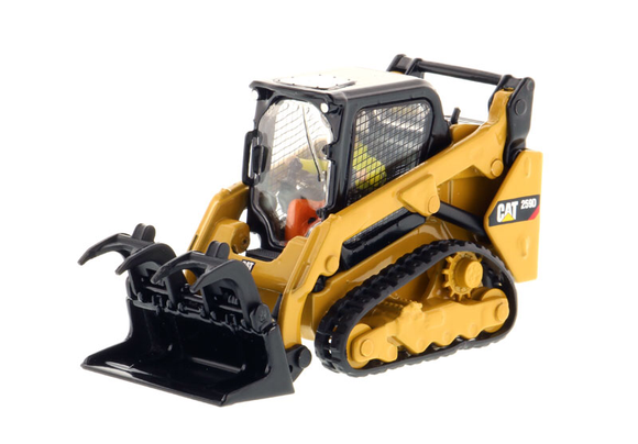 Cat 259D Compact Track Loader