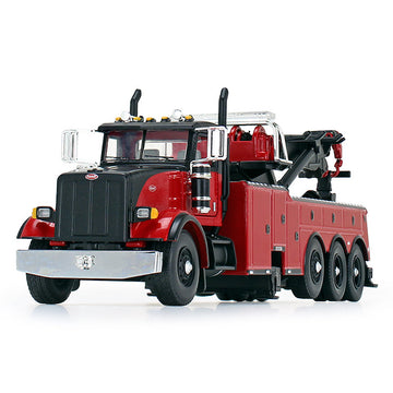 1/50 Scale Peterbilt 367 w/ Century Rotator Body - Red/Black