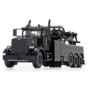 **LAST ONE** 1/50 Scale Peterbilt 367 w/ Century Rotator Body - Black