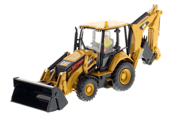 1/50 Scale Cat 420F Backhoe