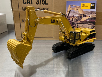 *READ DESCRIPTION* *1 AVAILABLE* CCM Cat 375 Mass Excavator