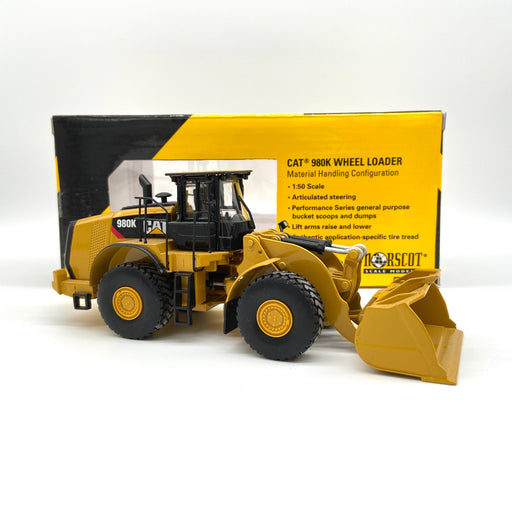 Norscot Cat 980K Smooth Bucket