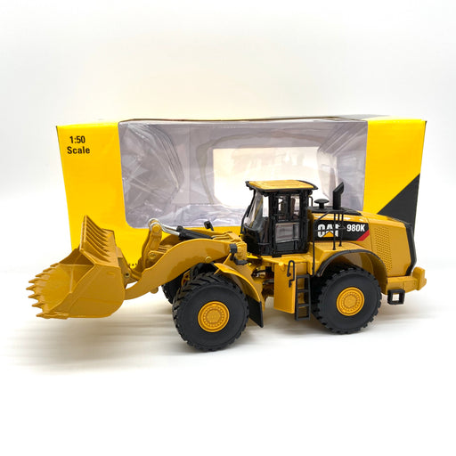 Norscot Cat 980K Rock Bucket