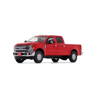 1/50 Scale Ford F250 Super Duty Pickup - Race Red