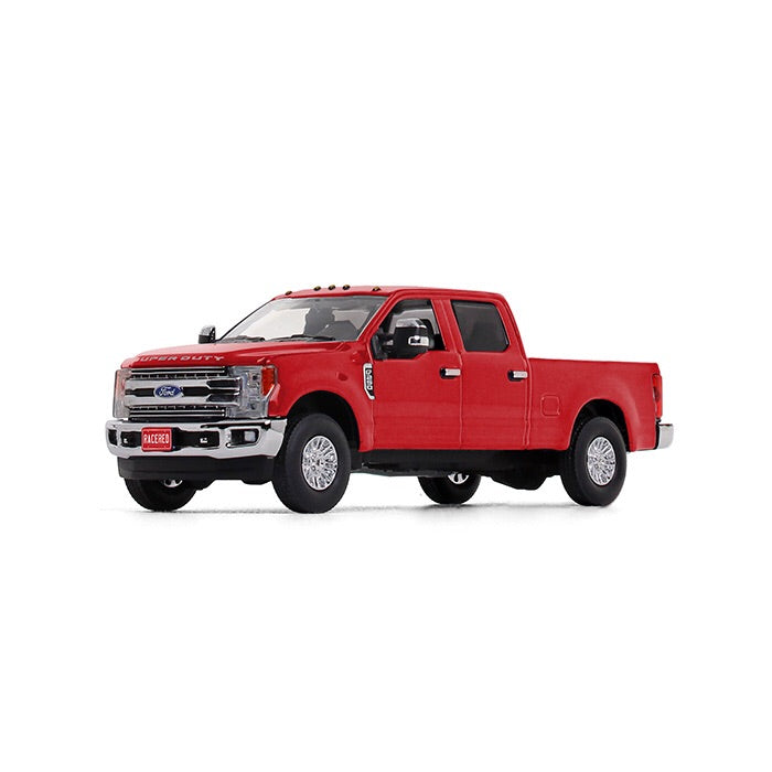 First Gear Ford F250 Super Duty Pickup - Race Red