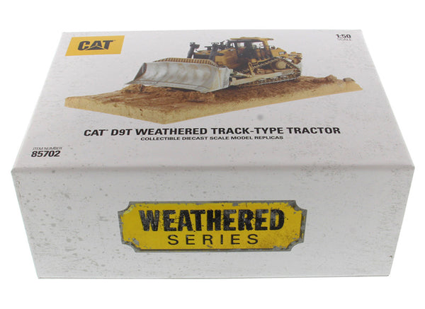 1/50 Scale Cat D9T - Weathering Series