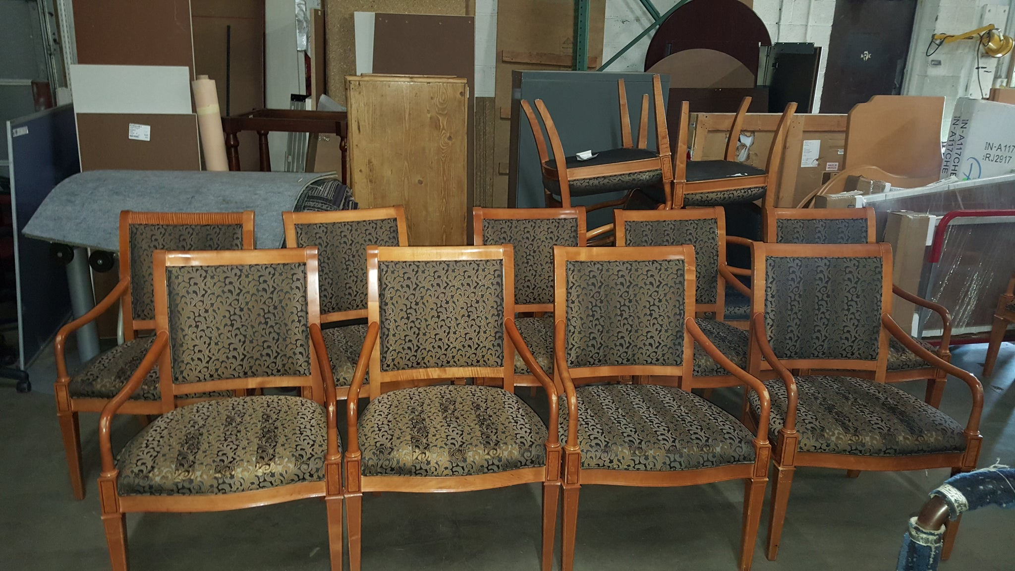 Hbf Guest Chair Used Office Furniture In Minneapolis And St Paul