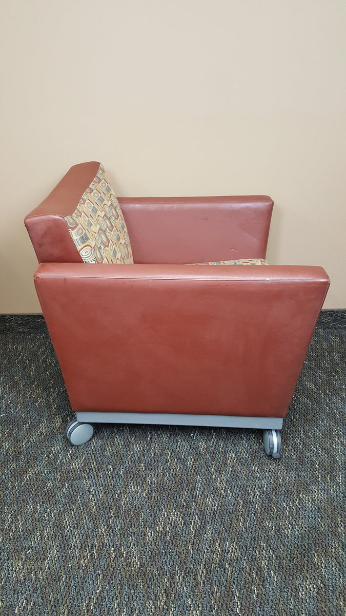 Rolling Guest Chair New And Used Office Furniture In