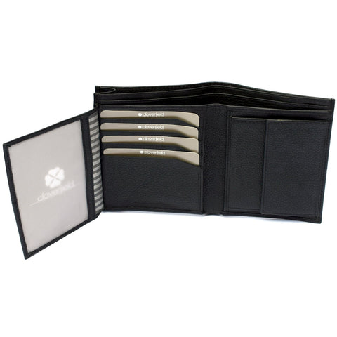 Leather Wallet with Opening
