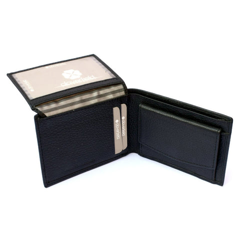 Small Classic Leather Wallet