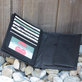 Leather Wallet 1 Flap