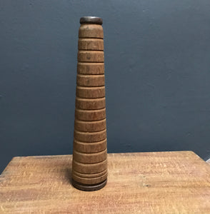 SOLD - Wooden Bobbin Spool
