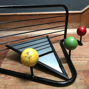 1950's Vintage Atomic Sputnik Coat Hook Hat Rack photo 2 | PamPicks