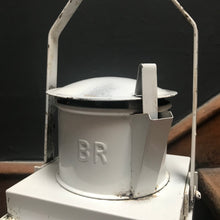 NEW - Antique British Railway Oil Lantern photo 2 | PamPicks