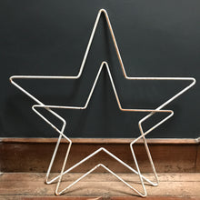 SOLD - Metal Star - Large