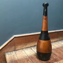 SOLD - Vintage Wooden Exercise Club