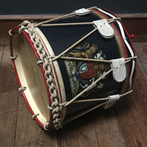 NEW - 20th Century British Military Drum photo 2 | PamPicks
