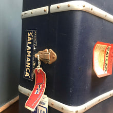 SOLD - Vintage Steamer Travel Trunk