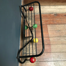 SOLD - 1950's Vintage Atomic Sputnik Coat Hook Hat Rack