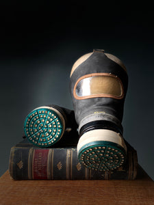 SOLD - Vintage Gas Mask