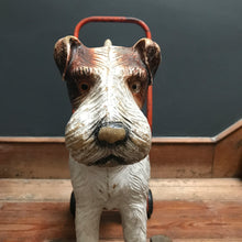 SOLD - Triang Fox Terrier Toy Dog