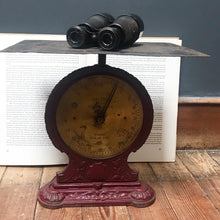 NEW - Vintage Cast Iron Salter Scales