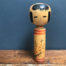 SOLD - Japanese Wooden Hand Painted Kokeshi Doll