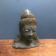 SOLD - Vintage Stone Buddha Head