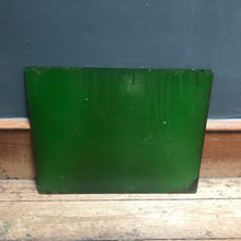 SOLD - Vintage Hand Painted Snooker Sign