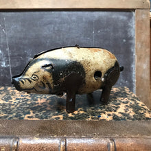 NEW - 1920s Tin Toy Pig