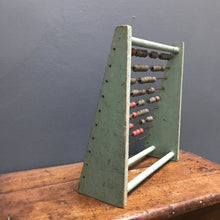 SOLD - Vintage Wooden Abacus