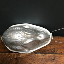 SOLD - Vintage Swan Brand Aluminium Jelly Mould