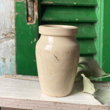 SOLD - Antique Virol Jar - Small