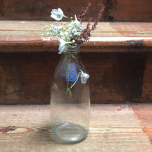 SOLD - Vintage Co-Op Glass Milk Bottle