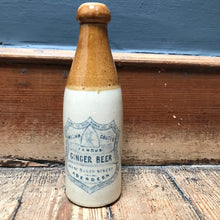 SOLD - Vintage William Coutts Aberdeen Stoneware Ginger Beer Bottle